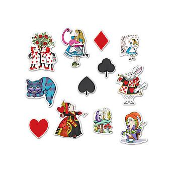 Alice In Wonderland knipsels