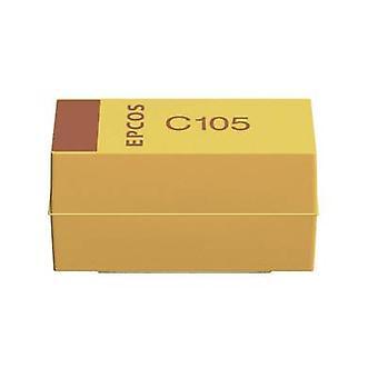 Kemet T491A335K006ZT Tantalum capacitor SMD 3.3 µF 35 V DC 10 % (L x W x H) 3.2 x 1.6 x 1.6 mm 1 pc(s) Tape cut