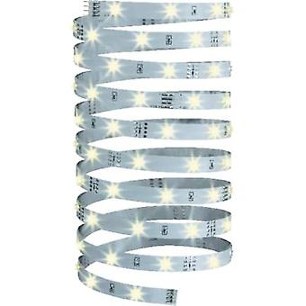 Paulmann YourLED Eco 70255 LED strip + plug 12 V 5 m Warm white