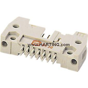 Harting SEK Edge Stecker (Pins) Gesamtzahl der Pins 10 Nr. von Reihen 2 1 Stk.(s)