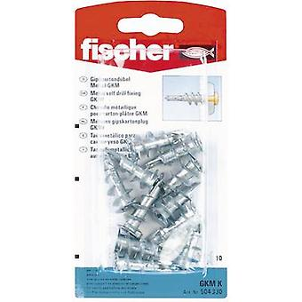 Paneles de yeso K GKM de Fischer ancla 31 mm 8 mm 10 504330 PC