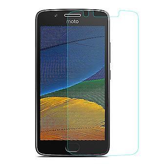 Motorola Moto G5S Displayschutzfolie 9H Verbundglas Panzer Schutz Glas Tempered Glas