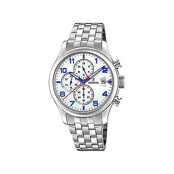 FESTINA - watches - men - F20374-4 - chronograph