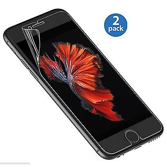 Unlimited Cellular Standard Screen Protector for iPhone 7, 6s, 6 - Clear - (2 Pack)