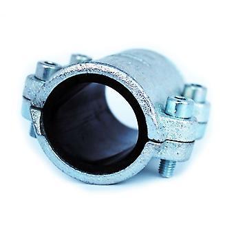 "1/2""- 4"" BSP formbar Reparatur Klemme Rohrfittings für Stahlrohre Leak Fix"