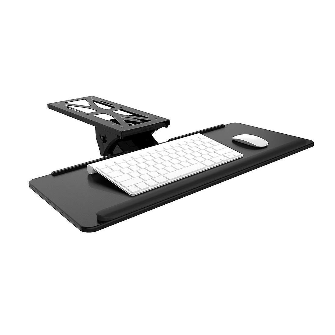 Flexispot ergonomische computer toetsenbord lade voor onder-Bureau met negatief kantelen