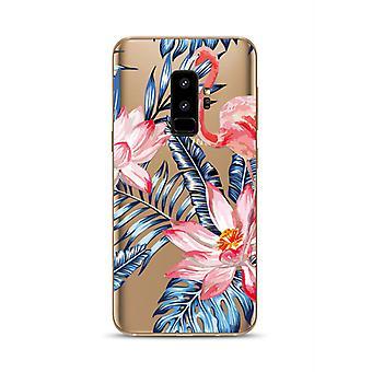 Flamingo flowers - Samsung Galaxy S9+