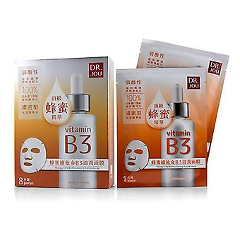 Dr. Jou (by Dr. Morita) Honey Vita B3 Nourishing Facial Mask - 8pcs