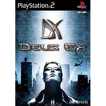 Deus Ex (PS2) - New Factory Sealed