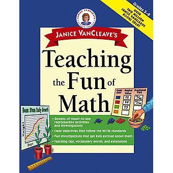 Дженис Vancleave'apos;s Обучение Удовольствие от математики Дженис VanCleave - 978