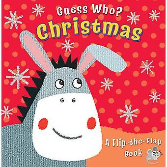 Guess Who? Kerstmis - een Flip-the-Flap Book door Christina Goodings - een