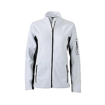James and Nicholson Womens/Ladies Workwear Fleece Jacket