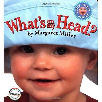 Hvad er der på mit hoved? (Kig Baby bøger)