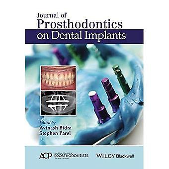 Journal of Prosthodontics op tandheelkundige implantaten