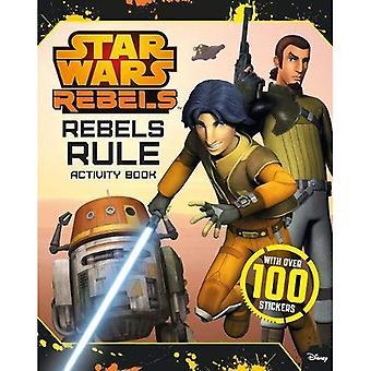 Star Wars Rebels: Rebellerna regel: aktivitetsbok