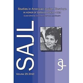 Studies in Amerikaanse Joodse literatuur ter ere van Sarah Blacher Cohen: 29