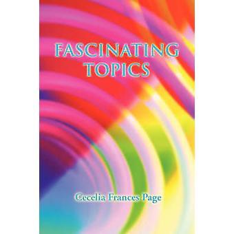 Fascinantes tópicos por página & Cecelia Frances