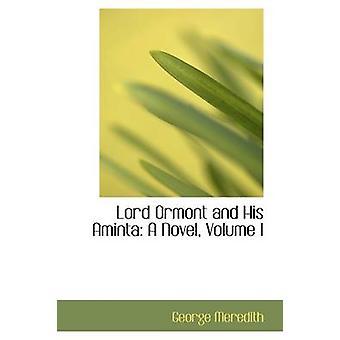 Lord Ormont og hans Aminta A Novel volum jeg ved Meredith & George