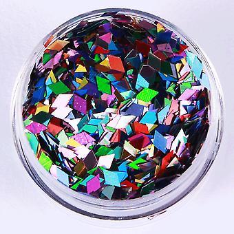 Mix Glitter-Rhombus