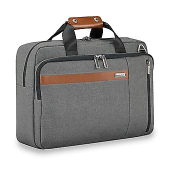 Briggs & Riley Kinzie Street 2,0 maletín convertible gris