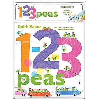 1-2-3 pois: livre & CD (The Peas Series)
