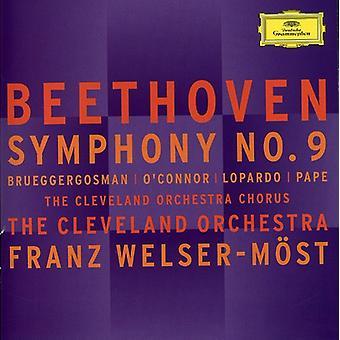 L.V. Beethoven - Beethoven: Symfoni nr 9 [CD] USA import