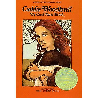 Caddie Woodlawn by Carol Ryrie Brink - Kate Seredy - 9780027136708 Bo