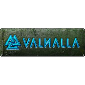 Grindstore Valhalla Slim Tin Sign