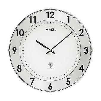 Radio di orologio parete AMS - 5948