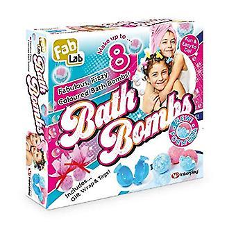 Bombes de bain FabLab