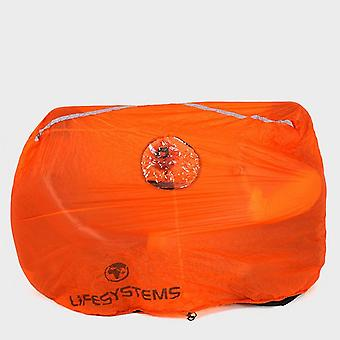 New LIFESYSTEMS Survival Shelter - 2 People Outdoors Camping Orange