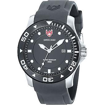 Swiss Eagle SE-9002-02 Heren Horloge