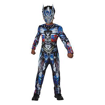 Criança Optimus Prime costume-Transformers 5: o último cavaleiro