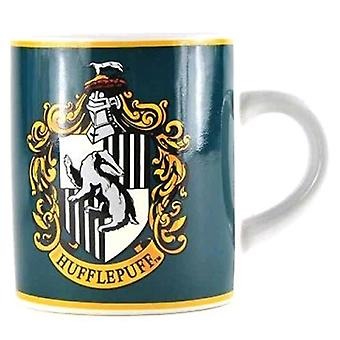 Harry Potter Hufflepuff Crest Mini Mug