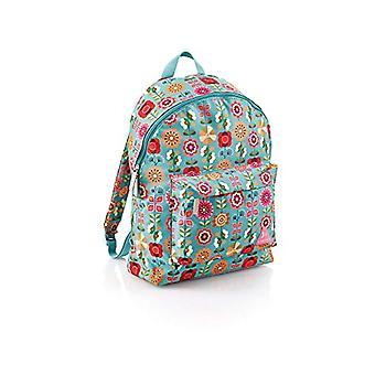 Jordi Labanda Labanda Floral Mochila Grande - 20 L Children's Backpack - 43 cm - Multicolor