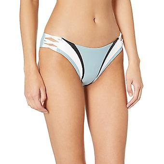 Fox Women's Dixie LACE UP Swim Bottom, Citadel, X-Small
