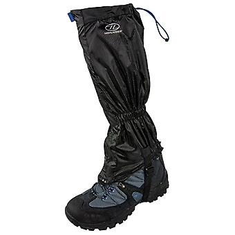 Highlander Black Mens Torridon Gaiter