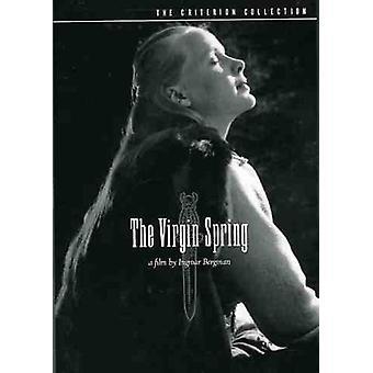 Jungfrukällan [DVD] USA import