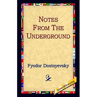 Notes from the Underground av Dostojevskij & Fjodor