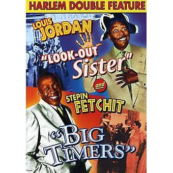 Big Timer/Look Out Sister [DVD] USA import