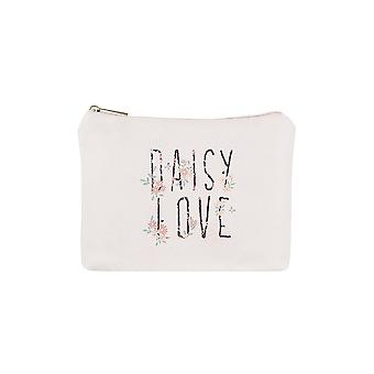 Jewelcity Womens/Ladies Daisy Love Large Makeup Bag