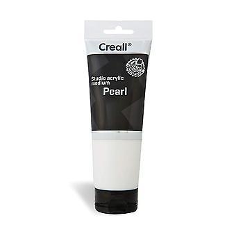Creall Havo43011 250 ml Pearl Havo Studio Acrylics Paint Tube Medium