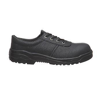Portwest 男女兼用プロテクター安全靴 (FW14)/作業服