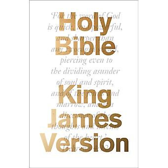 Bible King James Version KJV by Justin Welby