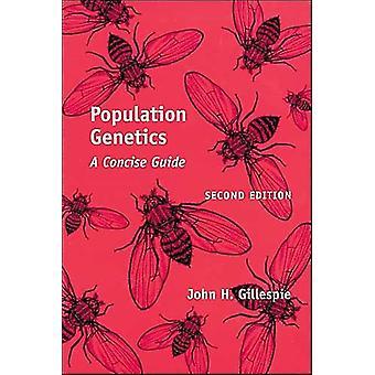Population Genetics by John H. Gillespie
