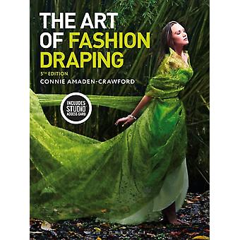 Art of Fashion Draping by Connie AmadenCrawford