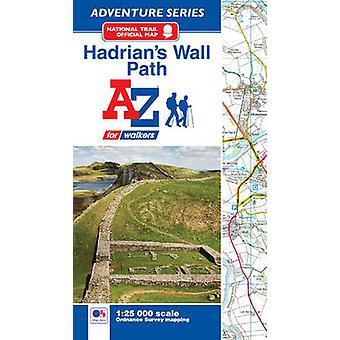 Hadrians Wall Path Adventure Atlas