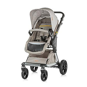 Chipolino stroller Fusion 2 in 1, collection 2018, sports attachment and baby tub