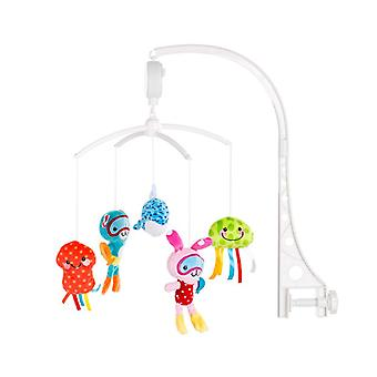 Chipolino Music Mobile Sea World for Cot, Running Stable Music Turning Mechanism