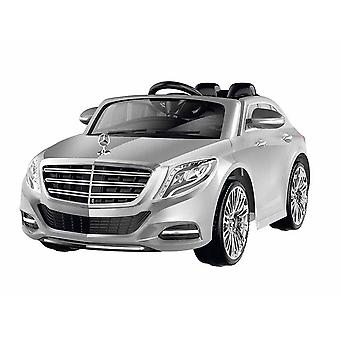 Children's electric car Mercedes S-Class ZP8003, EVA tyres, leather seat, MP3, 2x 25W